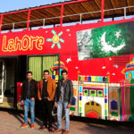 Moshpit team explores old Lahore